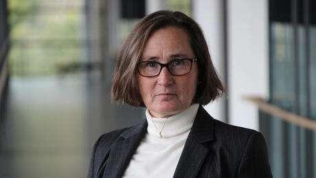 Rektor Mona Forsskåhl leder samordningsdelegationen för de svenskspråkiga högskolorna