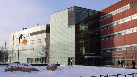 Arcada building