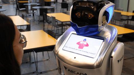 MäRi – sociala robotar som agenter i vården